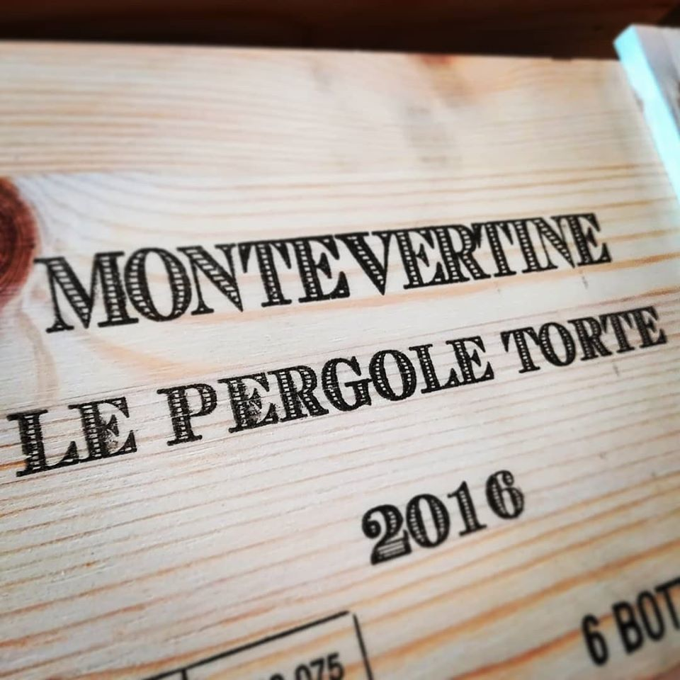 Montevertine Pergole Torte