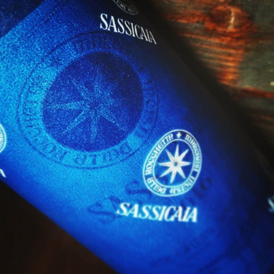 Sassicaia Tenuta San Guido
