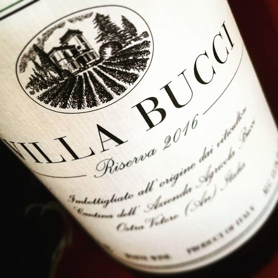 Verdicchio Classico Riserva Villa Bucci